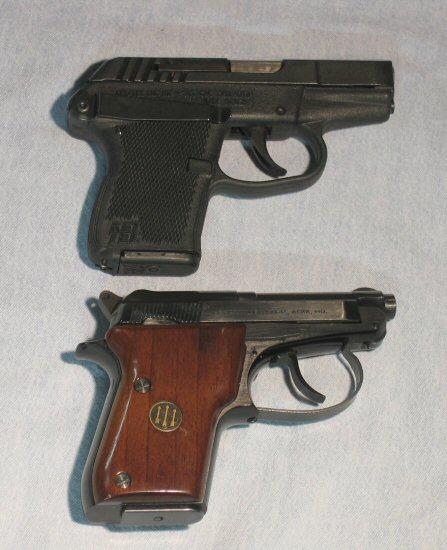 Beretta Bobcat or Taurus PT-22 Legal? - Calguns net
