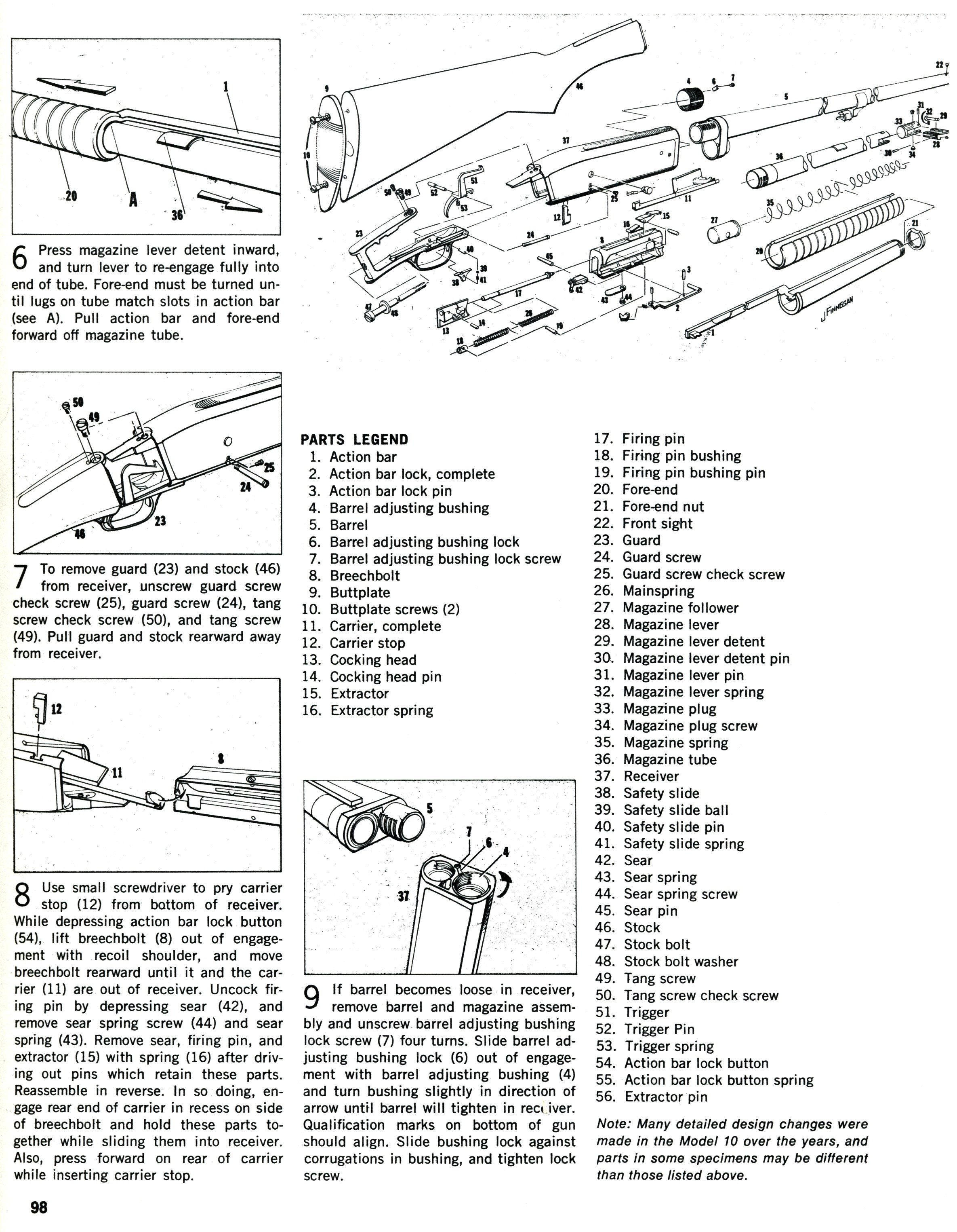 Am77 Parts Diagram Remington Excellent Electrical Wiring Fotos Breakdown Airmaster 77 Repair Manual Rh Aeha Org 11 87 700