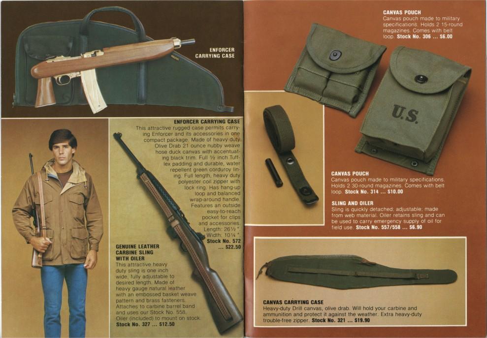 Universal M1 Carbine Accessories